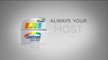 Centrum Silver TV Spot, 'On the Fence' - Thumbnail 6