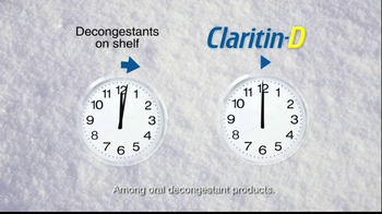 Claritin D TV Spot, 'Snow Plow' - Thumbnail 5