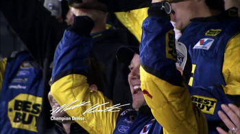 Citizen Eco-Drive Watch TV Spot Feauting Matt Kenseth