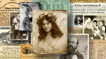 Ancestry.com TV Spot 'Santa & the Tooth Fairy' - Thumbnail 7