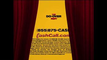 Cash Call Do-Over Refi TV Spot, '3.50%'