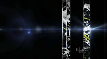 Bulova TV Spot, 'Precision: Watch' - Thumbnail 2