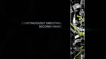 Bulova TV Spot, 'Precision: Watch' - Thumbnail 3
