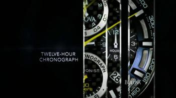 Bulova TV Spot, 'Precision: Watch' - Thumbnail 5