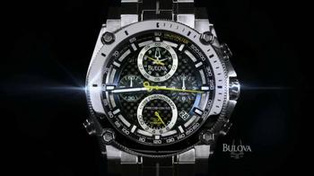 Bulova TV Spot, 'Precision: Watch'