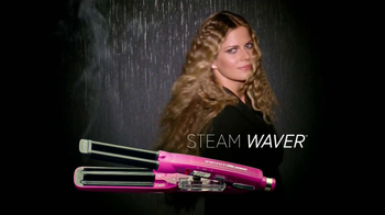 Conair Steam Waver TV Spot, 'Get Fierce'