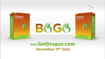 Nuance Dragon TV Spot, 'BOGO' - Thumbnail 2