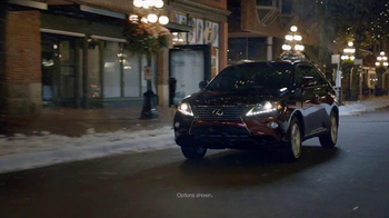 Lexus December To Remember TV Spot, 'Perfect Lexus'  - Thumbnail 3