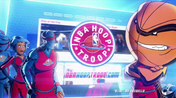 NBA Hoop Troop thumbnail
