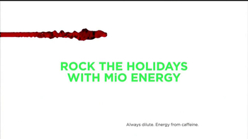 MiO TV Spot, 'Jingle Bell Rock' Song by Newsboys