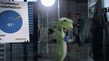 GEICO TV Spot, 'Behind the Scenes'