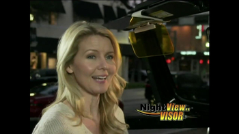 Night View Visor TV Spot
