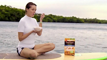 Great Grains Digestive Blend TV Spot, 'Paddleboard'