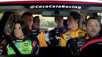 Coca-Cola TV Spot, 'Racing Family Road Trip: No Pit Crew' Ft Danica Patrick - 9 commercial airings