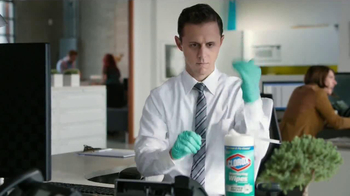 Staples TV Spot, 'Germ Free Office'