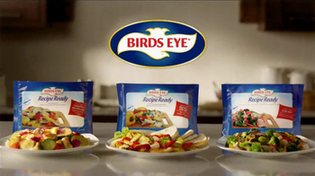 Birds Eye Recipe Ready TV Spot