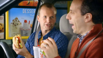 Sonic Drive-In Honey Mustard & Swiss TV Spot, 'Swish' - 2882 commercial airings