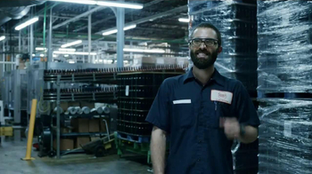 Siemens TV Spot, \'Advanced Manufacturing\'