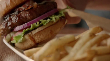 TGI Friday's Burger & Fries TV Spot, 'Give 'em What They Want'