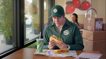 Subway Fritos Chicken Enchilada Melt TV Spot, 'Crunch a Munch a' - Thumbnail 1