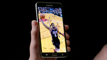 Samsung Galaxy Note 3 TV Spot, 'LeBron James' - 478 commercial airings