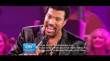 Lionel Richie: All Night Long Tour thumbnail