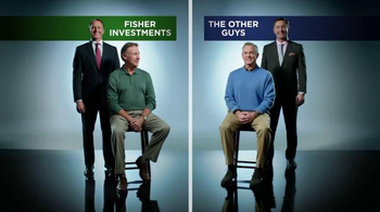 Fisher Investments TV Spot, \'The Other Guys\'