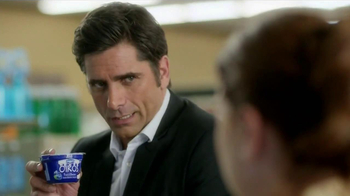 Oikos TV Spot, 'Stamos Train' Featuring John Stamos