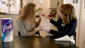 Viva Vantage Towels TV Spot, 'On a Mission'