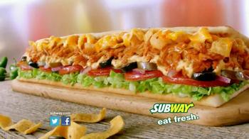 Subway Fritos Chicken Enchilada Melt TV Spot, 'Crunch a Munch' - Thumbnail 10