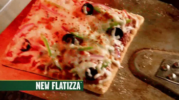 Subway Flatizza TV Spot, 'Bio Duplicator' - Thumbnail 9