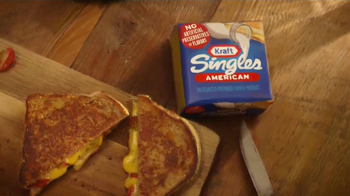 Kraft Cheeses TV Spot, 'A Simple Little Story'