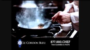 Le Cordon Bleu TV Spot, 'Real World Experience'