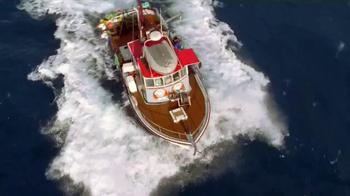 Long John Silver's Lobster Bites TV Spot, 'Ship'