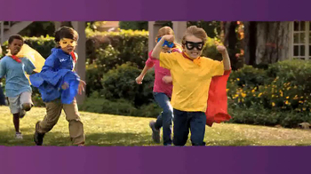Children's Allegra Alergy TV Spot, 'Superhero'