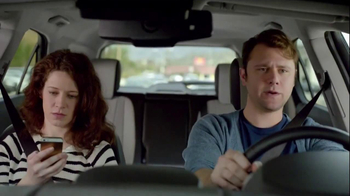 2014 Chevrolet Equinox with Siri Eyes Free TV Spot, 'The New Connected' - Thumbnail 3