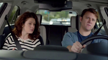 2014 Chevrolet Equinox with Siri Eyes Free TV Spot, 'The New Connected' - Thumbnail 8