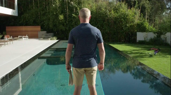 2014 Cadillac ELR TV Spot, 'Poolside' - 25 commercial airings