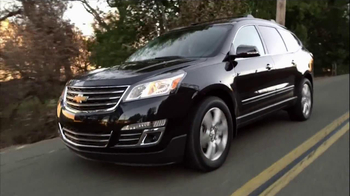 Chevrolet Traverse TV Spot, 'The New US' - Thumbnail 9