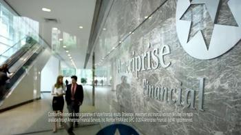 Ameriprise Financial TV Spot, 'Retirement' Feat. Tommy Lee Jones - Thumbnail 9
