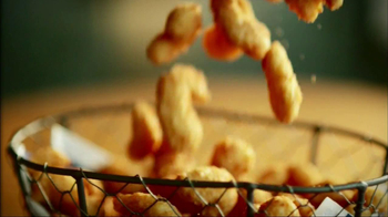 SeaPak Popcorn Shrimp TV Spot, 'Cooking 123' - Thumbnail 1