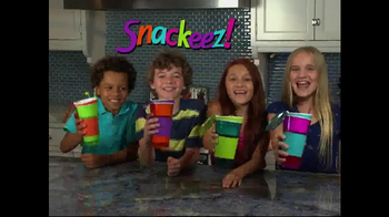 Snackeez TV Spot, 'Snacking Solution'
