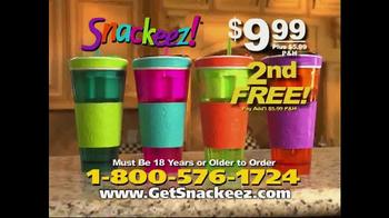 Snackeez TV Spot, 'Snacking Solution' - Thumbnail 10