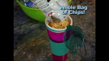 Snackeez TV Spot, 'Snacking Solution' - Thumbnail 3