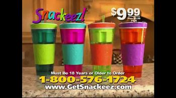 Snackeez TV Spot, 'Snacking Solution' - Thumbnail 8