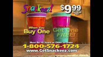 Snackeez TV Spot, 'Snacking Solution' - Thumbnail 9