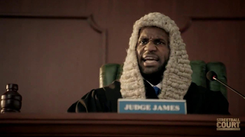 Powerade TV Spot, 'Judge James' Featuring LeBron James - 3 commercial airings