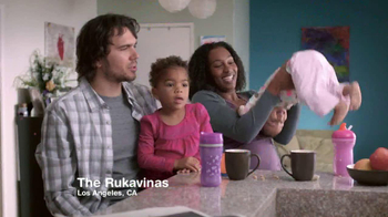 Swiffer TV Spot, 'The Rukavinas' - Thumbnail 1