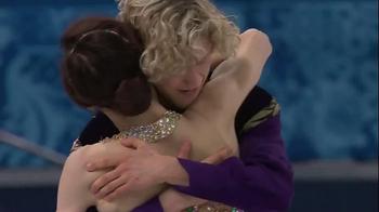 VISA TV Spot, 'Ice Skaters' Featuring Meryl Davis and Charlie White