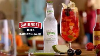 Smirnoff Ice TV Spot, 'Playoff Preparada' - Thumbnail 5